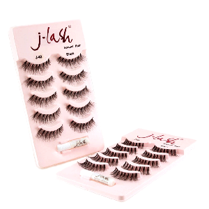 Набор накладных ресниц J Lash 5X Multi Pack Eyelashes #43