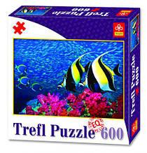 Пазлы Trefl EQL 600 элементов