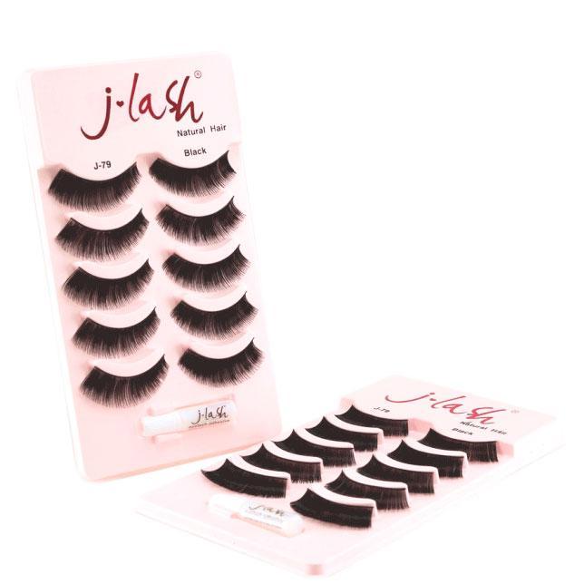 Набор накладных ресниц J Lash 5X Multi Pack Eyelashes #79