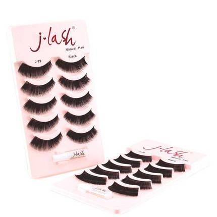Набор накладных ресниц J Lash 5X Multi Pack Eyelashes #79, фото 2