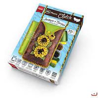 """Комплект для творчості """"My Phone Clutch """" чохли з вишивкою стрічками (10), МРСL-01-02"""