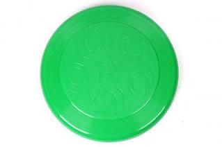 """Іграшка зелена """"Літаюча тарілка ТехноК"""""""