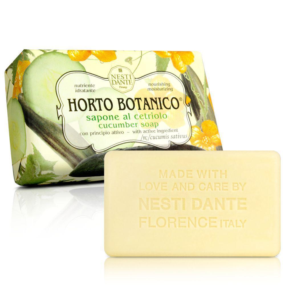 Nesti Dante Horto Botanico Cucumber Мыло Огуречное 250г