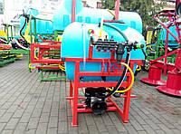 Оприскувач MIX 200 літрів / 8 метрів штанга