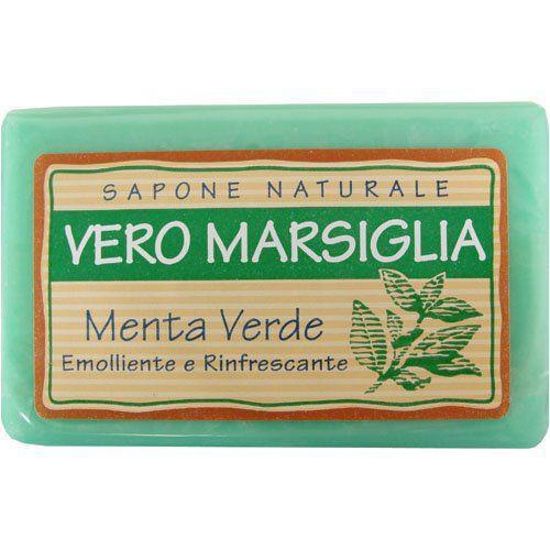Nesti Dante Vero Marsiglia Menta verde Мыло Зеленая мята 150г.
