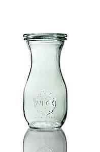 Бутылка стеклянная Weck 290 мл