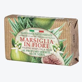 Nesti Dante Marsiglia in Fiore Fico and Aloe Vera Мыло Инжир и Алоэ 125г