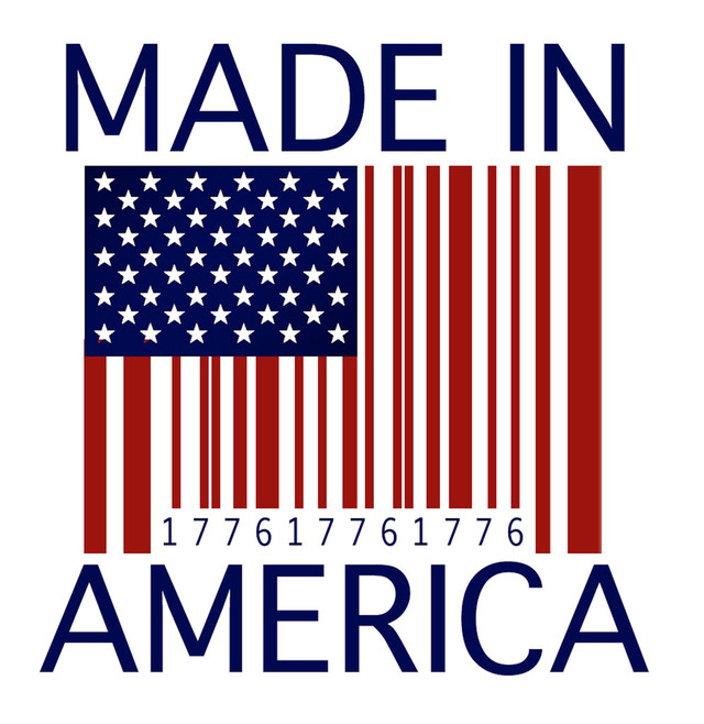 Баннер Made in USA