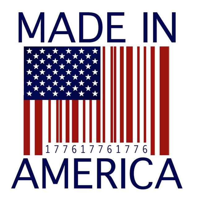 Баннер Made in America