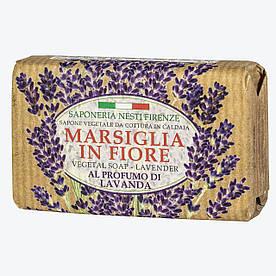 Nesti Dante Lavanda Marsiglia in Fiore Мыло Марсельская Лаванда 125г.