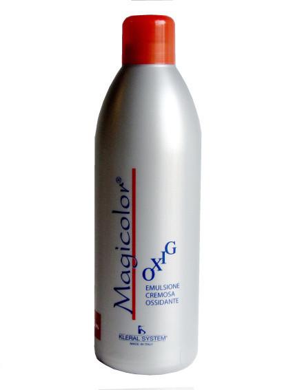 Окислительные эмульсии 6% - 20 Vol Kleral System Magicolor Creamy Oxyd, 1000 мл