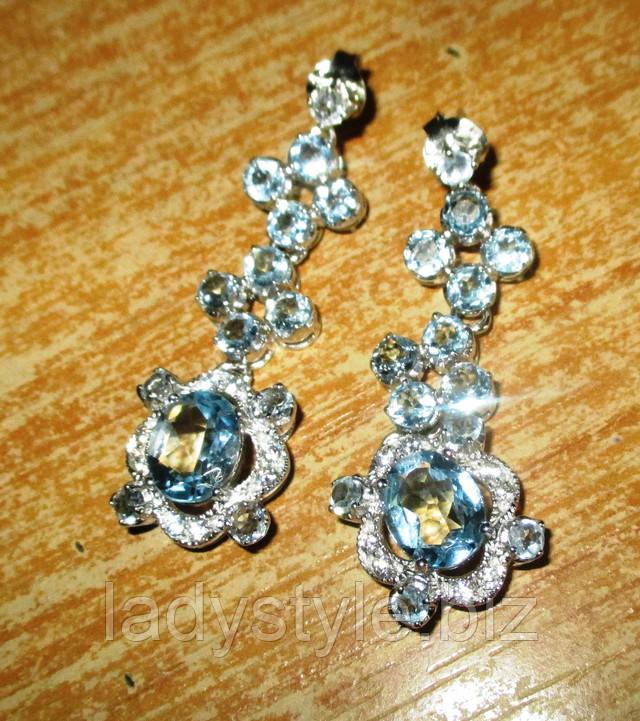 купить украшения серебро турмалин натуральный украшения  сапфиры подарок талисман оберег