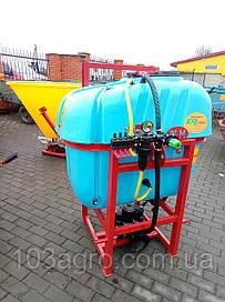 Оприскувач MIX 400 літрів /12 метрів штанга.