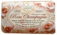 Мыло Розовое Шампань 150г Нести Данте (Nesti Dante)