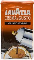 Кофе молотый Lavazza Crema e Gusto Forte  250 г Италия