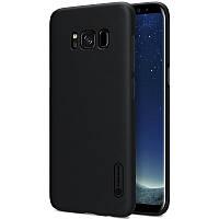Защитный чехол от NILLKIN для Samsung Galaxy S8 Plus black - Надёжная защита толщиной всего 0,4мм!
