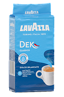 Кофе молотый без кофеина Lavazza Dek Classico  250 г Италия