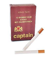 Hitparade bubble gum Sticks Жевательная резинка палочки в виде сигарет (Captain)