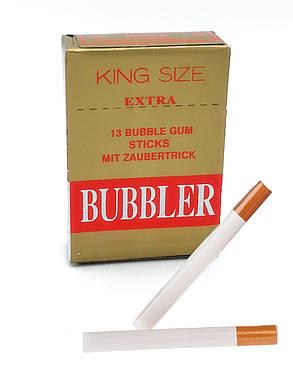 Hitparade bubble gum Sticks Жевательная резинка палочки в виде сигарет (Bubbler)