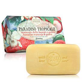 Nesti Dante Paradiso Tropicale Мыло Гавайская маракуйя и Гуава 250г Hawaiian Maracuja and Guava