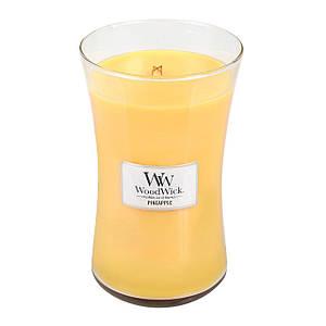 Свеча Core WoodWick Pineapple большая