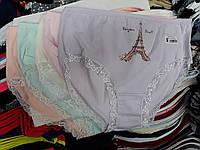 Трусики женские больших размеров (в упаковке 12 шт)