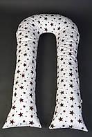 Наволочка на подушку для беременных БиоПодушка цвет - звезды