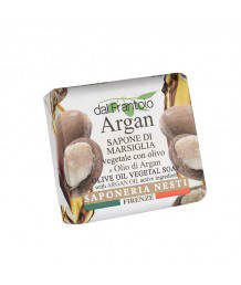 Итальянское Мыло Nesti Dante Dal Frantoio Argan Аргановое масло 100г
