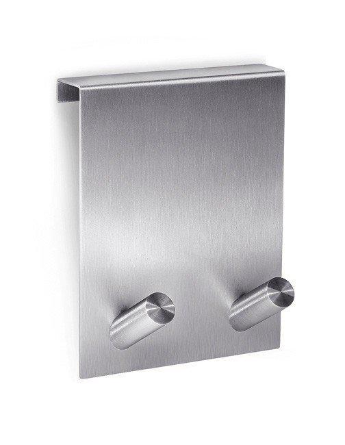 Вешалка двойной монтируется на двери Exit