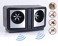 Ультразвуковой электронный отпугиватель мышей, отпугиватель крыс и насекомых Dual Sonic
