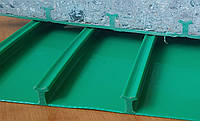 Бетонозащитный лист - Геомембрана HDPE TG Geoplas (Турция), толщина 5.0 мм, размер 2,20м х 2,90м