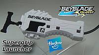 Супер запускатель для волчков Блейблейд, Beyblade Burst Supergrip Launcher, Hasbro Оригинал из США, фото 1
