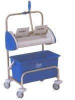 Clino Е1 Light — Тележка для уборки, каркас из нержавеющей стали