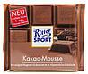 Шоколад Ritter Sport Kakao-Mousse (Какао Мус) 100 г Німеччина, фото 4