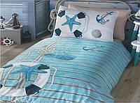 Детский комплект постельного белья 150*220 хлопок (8965) TM KRISPOL Украина