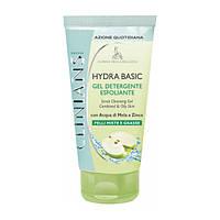 Clinians Hydra-T Гель-скраб для лица очищающий для комбинированной и жирной кожи с Яблочной водой