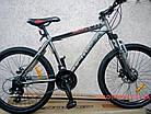 Горный велосипед Crosser Flash 29 дюймов серый, фото 2