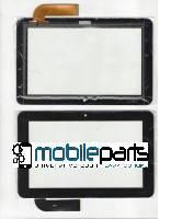 Оригинальный Сенсор (Тачскрин) для планшета Ainol Novo 7 Aurora (185*117) (Черный)