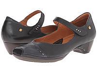 Туфли на каблуке (Оригинал) Pikolinos Gandia 849-5574 Black, фото 1