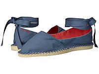 Туфли без каблука (Оригинал) Havaianas Origine Slim Espadrille Blue, фото 1