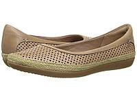 Туфли без каблука (Оригинал) Clarks Danelly Adira Sand Leather, фото 1