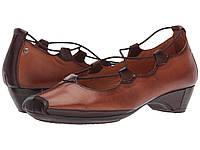 Туфли на каблуке (Оригинал) Pikolinos Gandia 849-2531 Brandy, фото 1