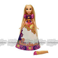 HASBRO Базовая кукла Принцесса Белль и Принцесса Рапунцель с длинными волосами и аксессуарами , B5297 Рапунцель (B5295)