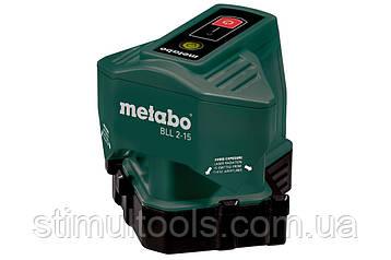 Нивелир для пола Metabo BLL 2-15