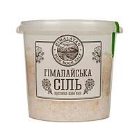 Соль Гималайская розовая кухонная каменная 500 гр