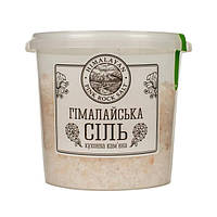 Соль Гималайская розовая кухонная каменная 1 кг