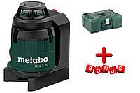 Лазерный нивелир Metabo MLL 3-20, METALOC