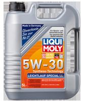 Масло моторное LIQUI MOLY SAE 5W-30 LEICHTLAUF SPECIAL LL 5L