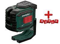 Лазерный нивелир Metabo KLL 2-20