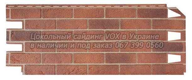 Фасадные панели VOX.